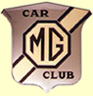 MG Car Club logo